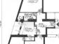 Grundriss 3Zimmer und Küche, Bad